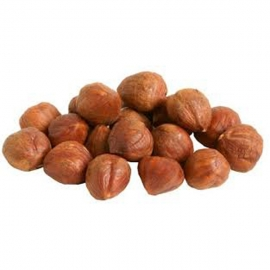 BIO lískové ořechy 0,2kg