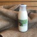 Kozí mléko 0,5l (sklo)