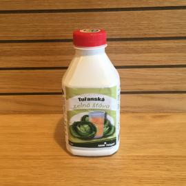 Tuřanská zelná šťáva 0,5l