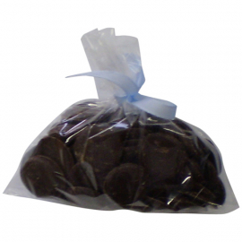 Belgická čokoláda hořká pro fontány a fondue 100g