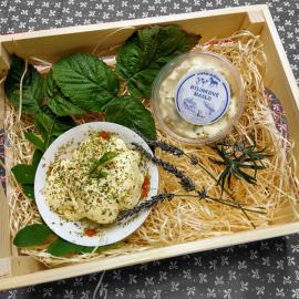 Máslo slížanské bylinkové 150g