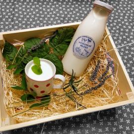 Acidofilní mléko přírodní 0,5l