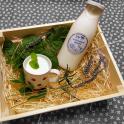 Acidofilní mléko meruňka 0,5l