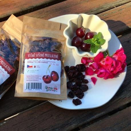 Sušené višně proslazené 80g