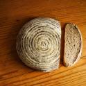 Bochník - kvasový chleba s červenou pšenicí 790g