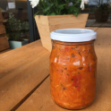 Naše boloňská omáčka – zeleninový základ 400ml (sklo)
