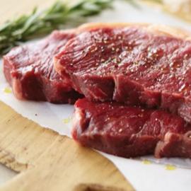 BIO hovězí steak SIRLOIN 300g