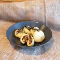 Naše bramborové knedlíky s uzeným masem 300g