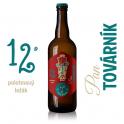 Pivo pan továrník 12°
