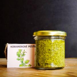 Koriandrové pesto vegan 120g