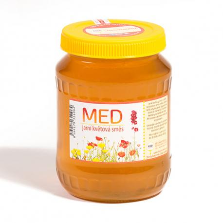 Med jarní květová směs 950g