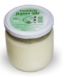 Farmářský jogurt bílý 320 g
