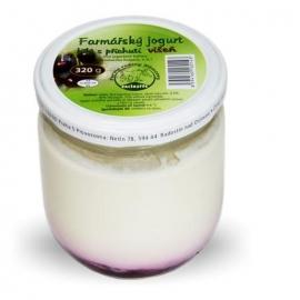 Farmářský jogurt višeň 320 g