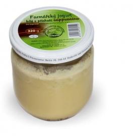Farmářský jogurt s příchutí cappucino 320 g