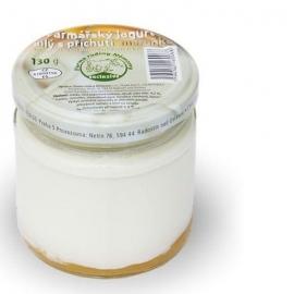 Farmářský jogurt s příchutí meruňka 150 g