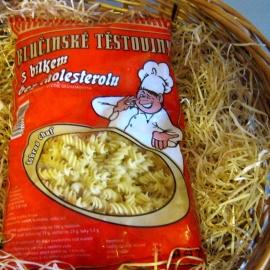 Těstoviny - vřetena