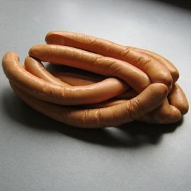 Vídeňské párky NATUR z řeznictví Bubla 0,5 kg