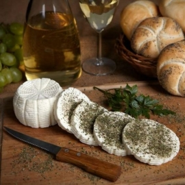 Rožnovský sýr BIO s pažitkou 130g