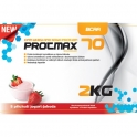 Protmax 70 Whey and Soya (jahoda/jogurt) 2kg