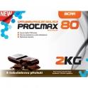 Protmax 80 Whey (čokoláda) 2kg