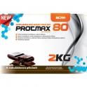 Protmax 80 Whey and Soya (čokoláda) 2kg