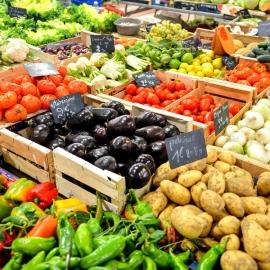 Zelenina ze zahraničí