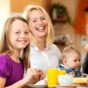 Rodinná snídaně