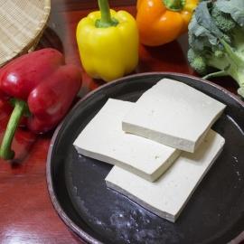 Tofu a tempeh